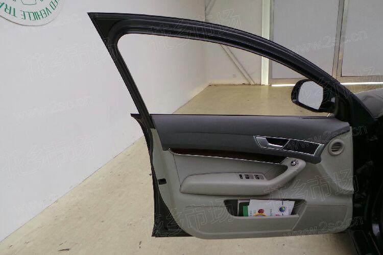 奥迪A6L 2台 2008款 2.0T 车辆推荐高清图片